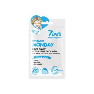 """Näohooldus Näomask """"7days Dynamic Monday"""""""