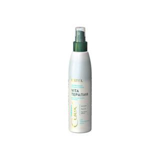 """Juuksepihustid Kahefaasiline juuksevesi-sprei """"Curex therapy"""", kahjustatud juustele"""