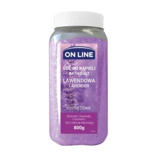 """Vannisool Vannisool """"ON LINE"""" lavendliga"""