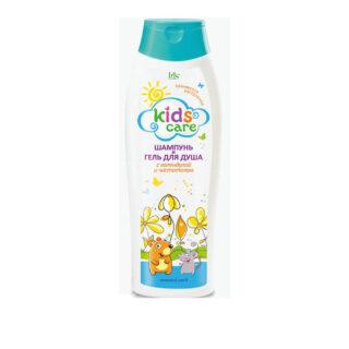 """Dušigeel lastele Shampoon+dushigeel """"Kids Care"""" saialill+vereurmarohi"""