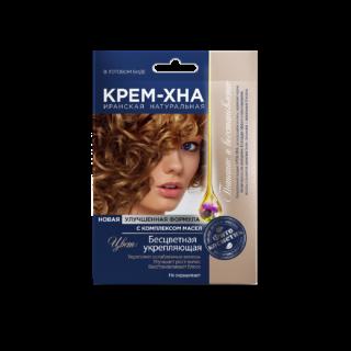 Juuksehooldus Kreemjas henna takja õliga, tugevdav 50ml