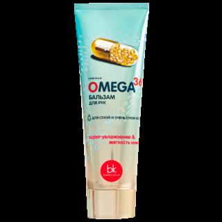 Kätehooldus Kätepalsam OMEGA 369, kuivale ja väga kuivale nahale 80g