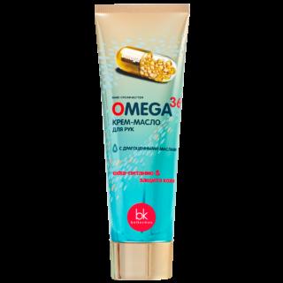 """Kätehooldus Kreem-õli kättele """"Omega 369"""" 80g"""