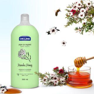 """Kehahooldus Vannivaht OnLine """"Manuka Honey"""" 980ml"""