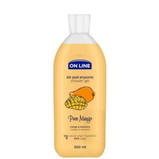 "Dušigeelid Duššigeel On Line ""Pure Mango"" 500ml"