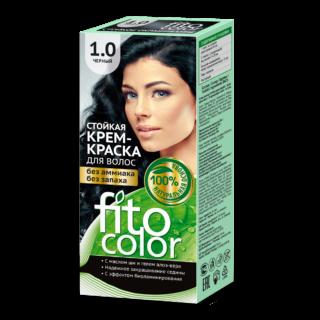 """Juuksehooldus Kreemjas püsivärv juustele """"Fito Color"""",  1.0 must"""