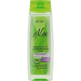 """Juuksehooldus šampoon-balance """"aaloe 97%"""""""