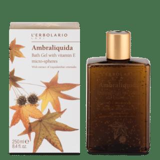 Dušigeelid Dušigeel L'Erbolario Ambraliquida 250 ml