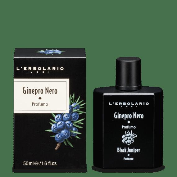 Meeste kosmeetika Parfüümvesi L'Erbolario Black Juniper EDP meestele 50 ml