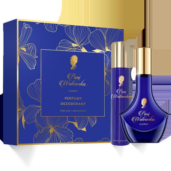 """Deodorandid Kinkekomplekt """"Pani Walewska"""" classic parfüm+deo"""