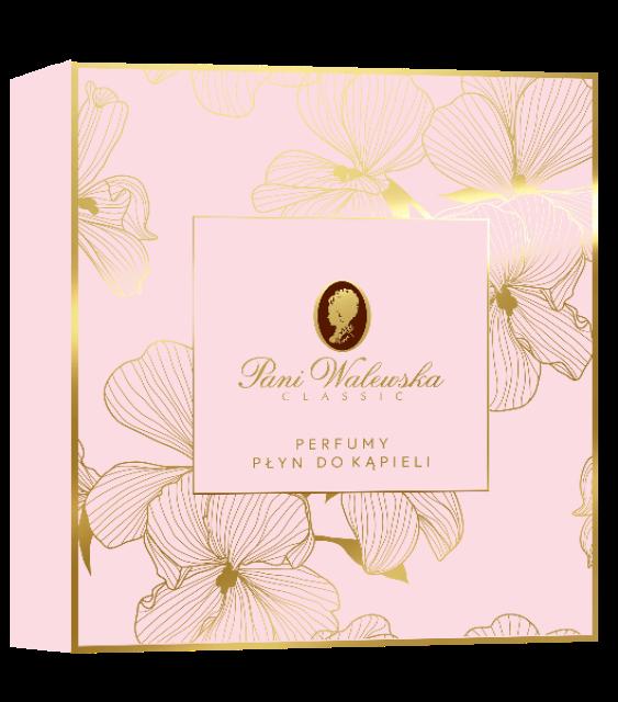 """Deodorandid Kinkekomplekt """"Pani Walewska Sweet Romance"""" parfüüm ja deodorant"""