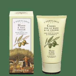 Kätehooldus Käte- ja küünekreem L'Erbolario Crema per le Mani & le Unghie 75 ml