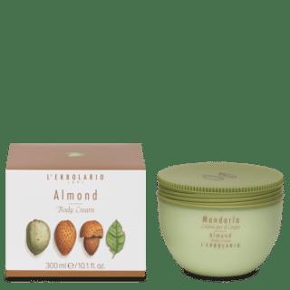 Kehahooldus Kehakreem L'erbolario Mandorla-Almond 300 ml