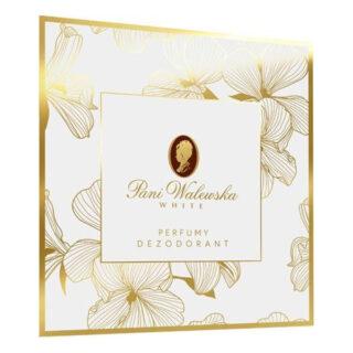 """Deodorandid Kinkekomplekt """"Pani Walewska White"""" parfüüm ja deodorant"""