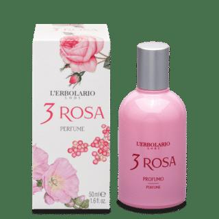 Parfüümid Parfüümvesi L'Erbolario 3 Rosa EDP naistele 50 ml
