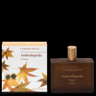Meeste kosmeetika Parfüümvesi L'Erbolario Ambraliquida EDP naistele/meestele 100 ml