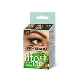 kulmuvarvid pruun Fito color 2*2ml