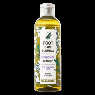 """Jalahooldus Vann jalgadele """"Foot Care Formula"""" depiküüriks 200ml"""