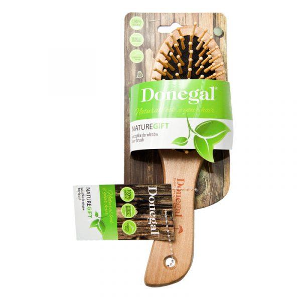 """Juukseharjad, kammid, juuksuri käärid Juuksehari 9037 """"Donegal Nature Gift"""" 22cm"""