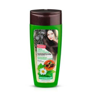 Nõgese shampoon kuiv.juust.270 ml