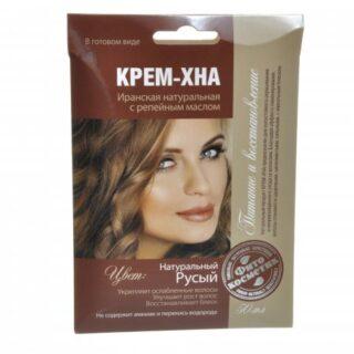 Looduslik juuksevärv Fitokosmetik 50 ml, Naturaalne pruun