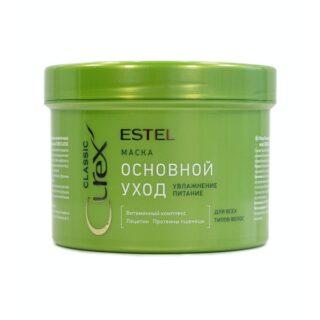 """Juuksehooldus Toitev juuksemask """"Curex Classic"""" 500 ml"""