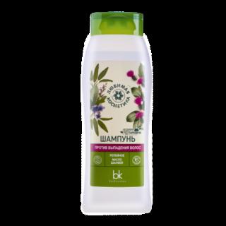 """Shampoon """"Ljubimaja kosmeetika"""" väljalangemise vastu 400gr"""
