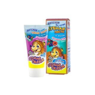 laste hambapasta 50g /metsamarjademaitseline/ al.4