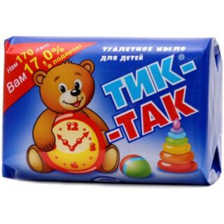 """Tik-tak""laste seep 150g /Svoboda/"