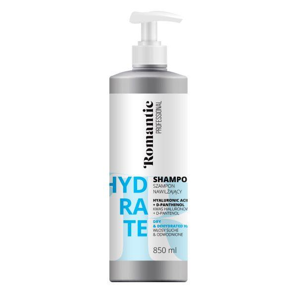 """shampoon """"Hydrate"""" hüaluroonhape ja d-panthenool 850ml"""
