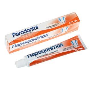 Parodontol hambapasta Aktiiv 124g