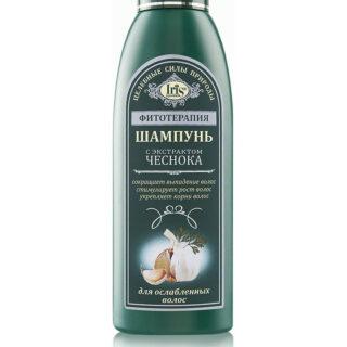Taimravi Šampoon küüslaugu ekstraktiga 500 ml