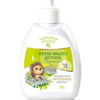 """Kreem-seep """"Vitamiinid"""" kummeliga 300ml/Narodnaja Apteka/ (tk)"""