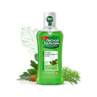 """""""Lesnoj Balzam"""" igemeloputaja taimetõmise 400ml /Unilever/ (tk)"""